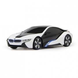 Jamara - BMW I8 1:24, weiß, 27 MHz