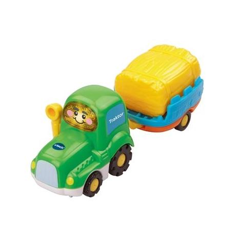 VTech - Tut Tut - Tip Tap - Tut Tut Baby Flitzer - Traktor und Anhänger