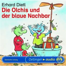 Oetinger - Die Olchis und der blaue Nachbar, CD