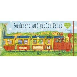 Ferdinand auf grosser Fahrt