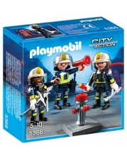 PLAYMOBIL® - City Action - Feuerwehr-Team