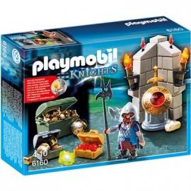 PLAYMOBIL® - Knights - Wächter des Königsschatzes