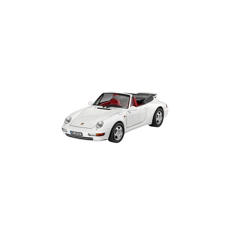 mukk m nster revell porsche carrera cabrio revell 4009803070636. Black Bedroom Furniture Sets. Home Design Ideas
