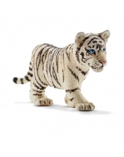 Schleich - World of Nature - Wild Life - Asien uns Australien - Tigerjunges, weiß