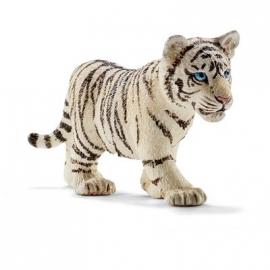 Schleich - World of Nature - Wild Life - Asien uns Australien - Tigerjunges, weiß