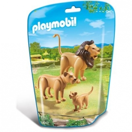 PLAYMOBIL® 6642 - City Life - Zoo: Löwenfamilie