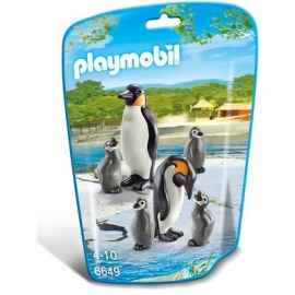 PLAYMOBIL® 6649 - City Life - Zoo: Pinguinfamilie