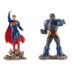 Schleich - DC Comics - Scenery Pack - Superman vs Darkseid