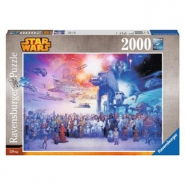 Ravensburger Puzzle - Star Wars™ Universum, 2000 Teile