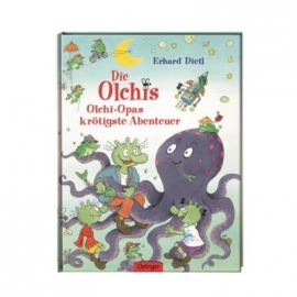 Oetinger - Die Olchis - Olchi-Opas krötigste Abenteuer