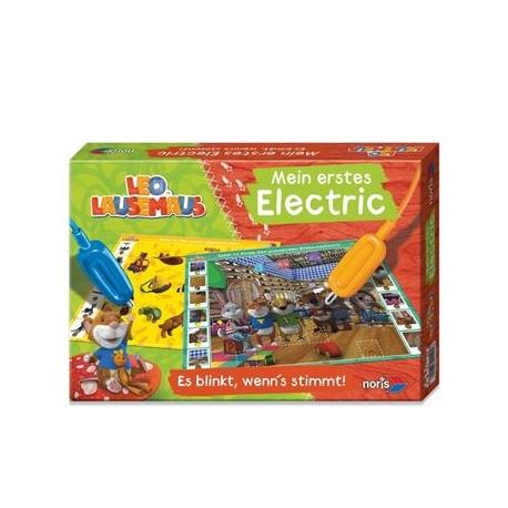 Noris Spiele - Leo Lausemaus - Electrics