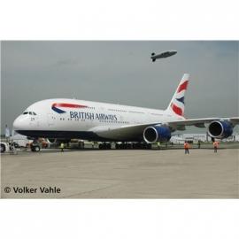 Revell - Airbus A380 British Airways Easykit