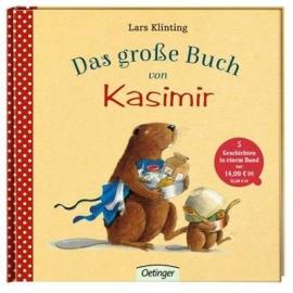 Oetinger - Das große Buch von Kasimir