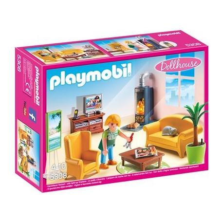 Kaminöfen Münster mukk münster playmobil 5308 dollhouse wohnzimmer mit