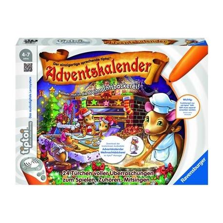 Ravensburger Spiel - tiptoi - Adventskalender