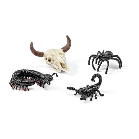 Schleich - World of Nature - Wild Life - Zubehör - Death Valley Set