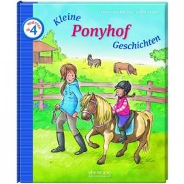 Oetinger - Kleine Ponyhof-Geschichten zum Vorlesen