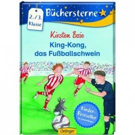 Oetinger - King-Kong, das Fußballschwein