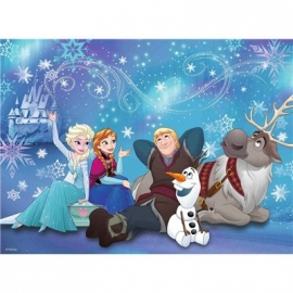 Ravensburger Puzzle - Frozen - Eiszauber, 100 Teile