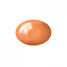 Revell - Aqua Color orange, klar, 18 ml
