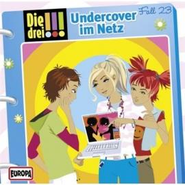 Europa - Die drei !!! CD Undercover im Netz, Folge 23
