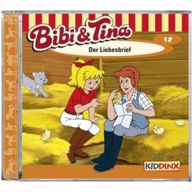 KIDDINX - CD Bibi und Tina … Der Liebesbrief (Folge 12)