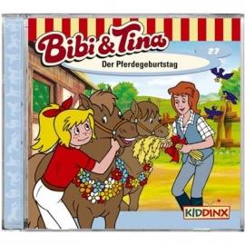 KIDDINX - CD Bibi und Tina … Der Pferdegeburtstag (Folge 27)