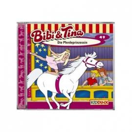 KIDDINX - CD Bibi und Tina … Die Pferdeprinzessin (Folge 49)