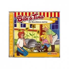 KIDDINX - CD Bibi und Tina … Die Waschbären sind los (Folge 63)