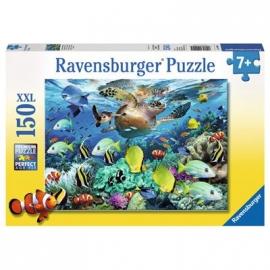 Ravensburger Puzzle - Unterwasserparadies, 150 XXL-Teile