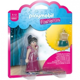 PLAYMOBIL® 6881 - City Life - Fashion Girl - Party