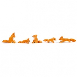 Fuchs, groß (laufend)