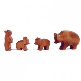 Bär, klein (sitzend)