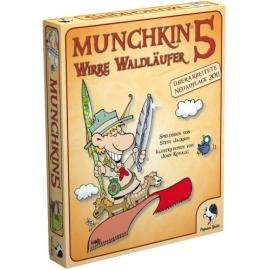 Pegasus - Munchkin 5: Wirre Waldläufer