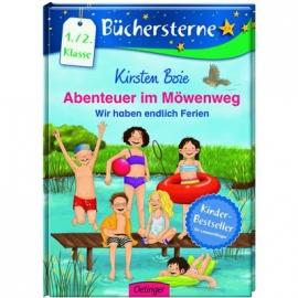Oetinger - Abenteuer im Möwenweg. Wir haben endlich Ferien, Band 4