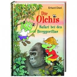 Oetinger - Die Olchis: Safari bei den Berggorillas