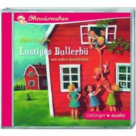 Oetinger - CD - Lustiges Bullerbü und andere Geschichten (CD)