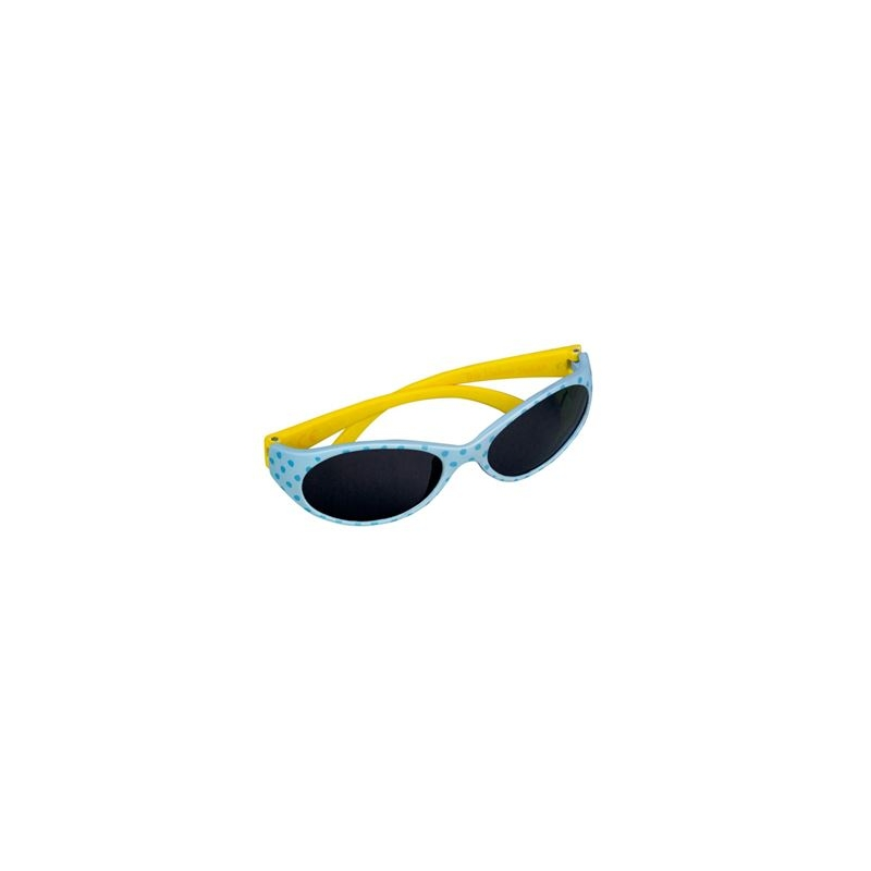 Kinder Sonnenbrille 100% UV-Schutz. Filterkategorie 3: starke Tönung (blau) PVKMXDPkb