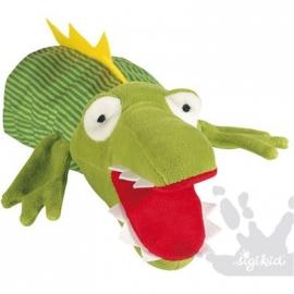 sigikid - My little Theatre - Handpuppe Krokodil