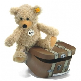 Steiff - Charly Schlenker-Teddybär im Koffer