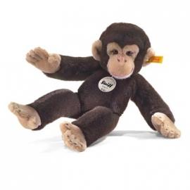 Steiff - Wildtiere - Koko Schimpanse, 35 cm, dunkelbraun