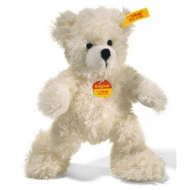 Steiff - Kuschelige Teddybären - Lotte Teddybär 28 cm weiß