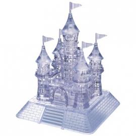 Jeruel Industrial - Crystal Puzzle Schloss transparent
