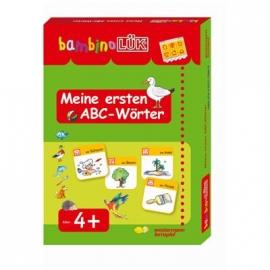 bambinoLÜK - Set Meine ersten Wörter