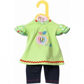 Zapf Creation - Dolly Moda Shirt mit Leggings 38-46 cm
