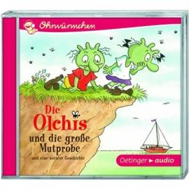 Oetinger - CD - Die Olchis und die große Mutprobe und eine weitere Geschichte (CD)