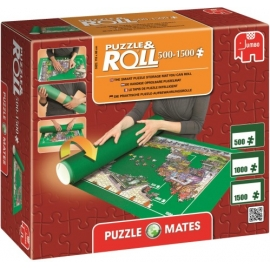 Jumbo Spiele - Puzzle Mates - Puzzle & Roll Compact, 500-1500 Teile