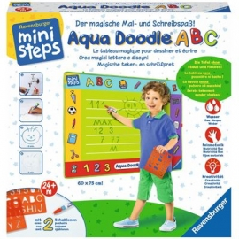Ravensburger Spiel - ministeps - Aqua Doodle ABC