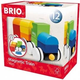 BRIO - Infant - Neuer Holz-Magnet-Zug