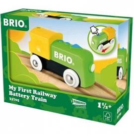 BRIO Bahn - Meine erste BRIO Batterielok